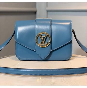 Louis Vuitton Pont 9 Storm Blue M55947