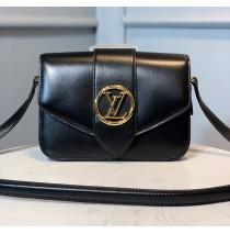Louis Vuitton Pont 9 Black M55948