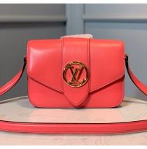 Louis Vuitton Pont 9 Dahlia Pink M55949