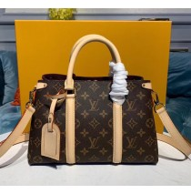 Louis Vuitton Monogram Canvas Soufflot BB M44815