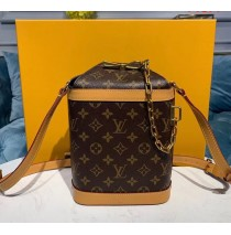 Louis Vuitton Monogram Canvas Milk Box M44877