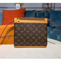 Louis Vuitton Monogram Canvas Saumur Messenger PM M44879