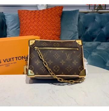 Louis Vuitton Monogram Canvas Mini Soft Trunk M68906