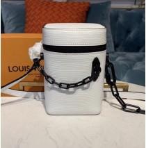 Louis Vuitton Epi Leather Phone Box M68791-white