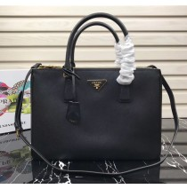 Prada Saffiano Leather Tote PD2274-black