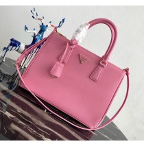 Prada Saffiano Leather Tote PD2274-pink