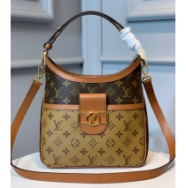 Louis Vuitton Hobo Dauphine PM M45194