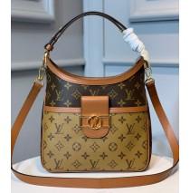 Louis Vuitton Hobo Dauphine PM M45194