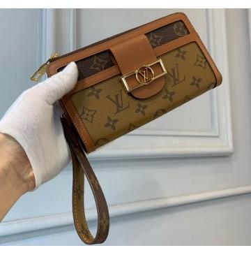 Louis Vuitton Zippy Dauphine M69162