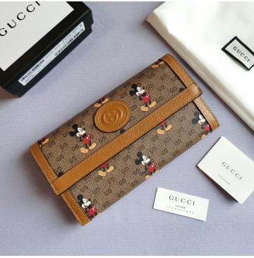 Gucci x Disney continental wallet GU-W602530