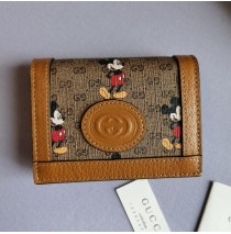 Gucci x Disney card case wallet GU-W602534