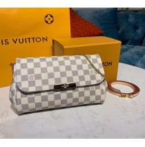 Louis Vuitton Damier Azur Favorite MM N41275