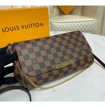 Louis Vuitton Damier Ebene Favorite MM N41129