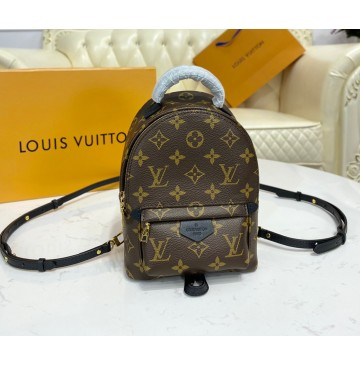 Louis Vuitton Monogram Mini Palm Springs Backpack M44873