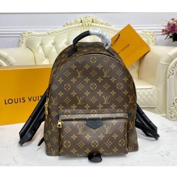 Louis Vuitton Monogram Palm Springs Backpack MM M44874
