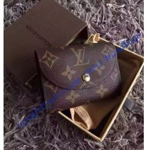 Monogram Canvas Helene Wallet M60253