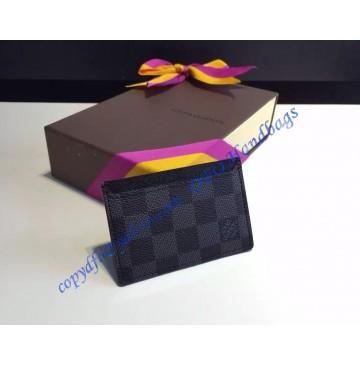 Louis Vuitton Damier Graphite Neo Porte Cartes N62666