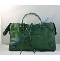 Balenciaga Large Le Dix B88008 grass green