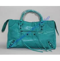 Balenciaga Large Le Dix B88008 lake blue