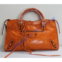 Balenciaga Large Le Dix B88008 orange