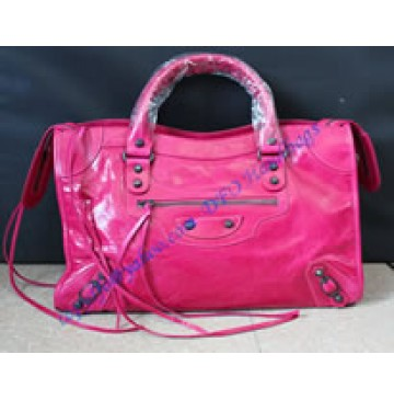 Balenciaga Large Le Dix B88008 rose red
