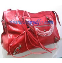 Balenciaga Large Le Dix B88008 red