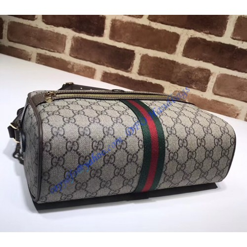c3afa1b418e61 Gucci Ophidia GG Supreme small shoulder bag