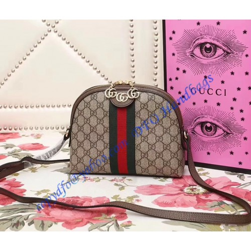 ba5f92272 Gucci Ophidia GG small shoulder bag. Loading zoom