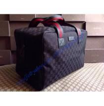 Gucci Original GG Canvas Carry-on Duffle GU153240C black