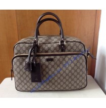 Gucci briefcase with laptop compartment GU289892CA brown