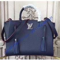 Louis Vuitton Lockmeto Dark Blue