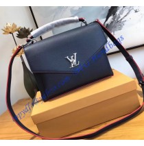 Louis Vuitton My Lockme Navy Blue