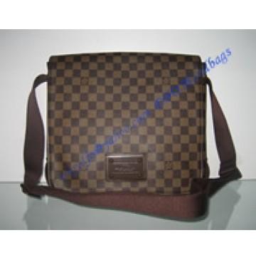 Louis Vuitton Damier Brooklyn MM N51211