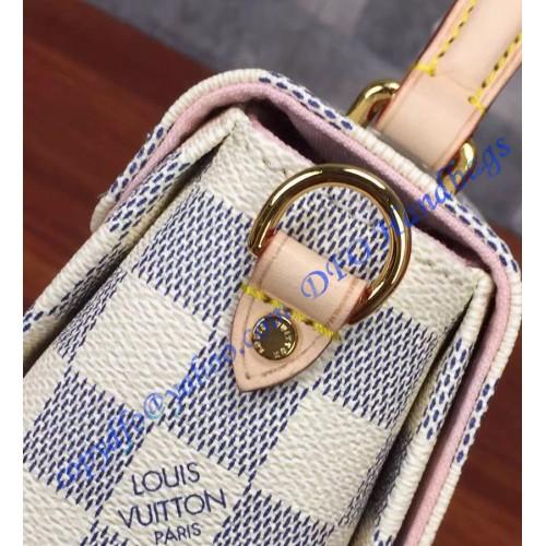 c3069a6edd75 Louis Vuitton Damier Azur Croisette N41581 – LuxTime DFO Handbags