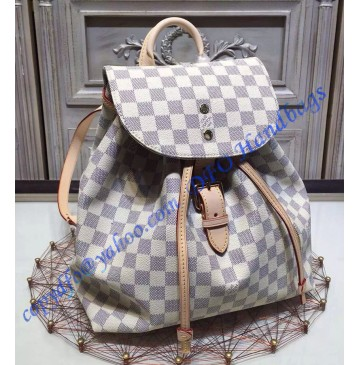 Louis Vuitton Damier Azur Sperone Backpack N41578