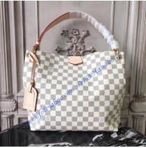Damier Azur Graceful PM N42249