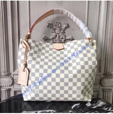 Louis Vuitton Damier Azur Graceful PM N42249