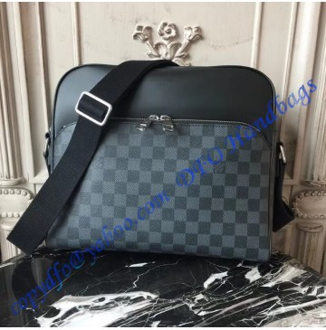 Louis Vuitton Damier Graphite Dayton Reporter MM N41409