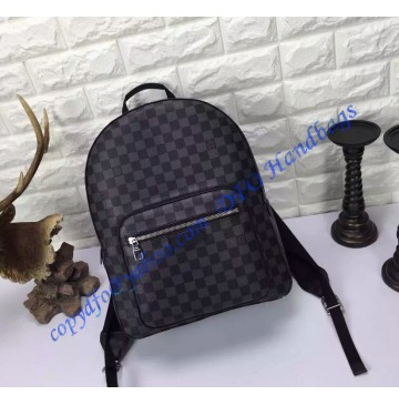 Louis Vuitton Damier Graphite Canvas Josh Backpack N41473