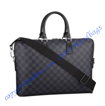 Louis Vuitton Damier Graphite Porte-Documents Jour N48224