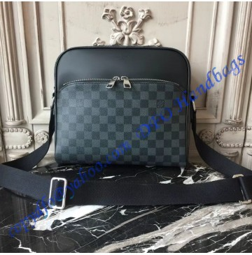 Louis Vuitton Damier Graphite Dayton Reporter PM N41408