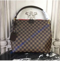 Louis Vuitton Damier Ebene Graceful PM N44044