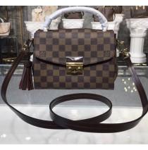 Louis Vuitton Damier Ebene Croisette N53000