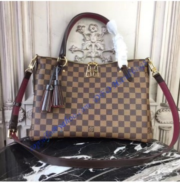 Louis Vuitton Damier Ebene Lymington N40023