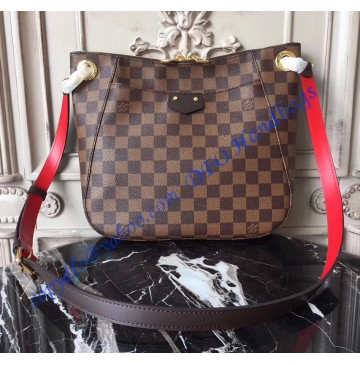 Louis Vuitton Damier Ebene South Bank Besace N42230