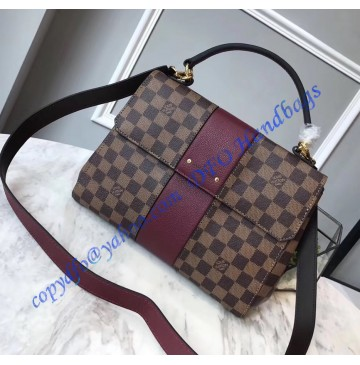 Louis Vuitton Damier Ebene Bond Street N64416