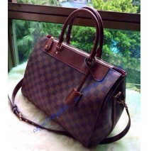 Louis Vuitton Damier Ebene Greenwich N41337 Brown