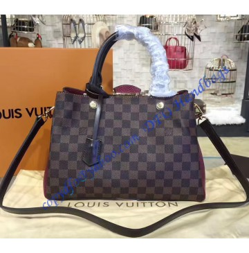 Louis Vuitton Damier Ebene Brittany Rose