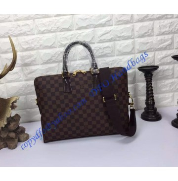 Louis Vuitton Damier Ebene Porte-Documents Jour N42242