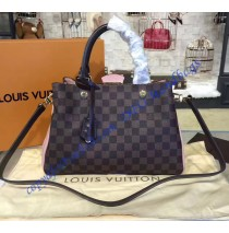Louis Vuitton Damier Ebene Brittany Magnolia N41674